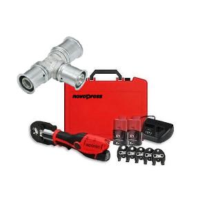 Novopress ACO103 Bluetooth (Swivel Head) Press Tool with PB1 Jaws (for MLCP/PEX Fittings)